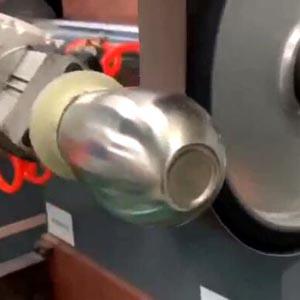 机器人打磨抛光设备